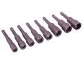 Magnetic 1/4in Nut Driver Set, 8 Piece