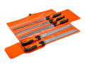 250mm (10in) Engineering Mixed Cut File Set, 5 Piece
