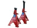 Axle Stands Quick Release Ratchet Adjustment 6000kg