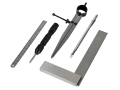 Marking and Measuring Set, 5 Piece