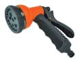 Plastic 8 Pattern Adjustable Spray Gun