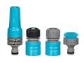 Flopro Hose Connector Starter Set 12.5-19mm (1/2-3/4in)