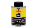 Stove Paint Matt Black 100ml