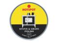 Black Stove & Grate Polish Tin 170g