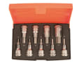 S9HEX 1/2in Drive Socket Set of 9 Metric