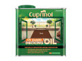 UV Guard Decking Oil Teak 2.5 litre