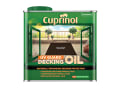 UV Guard Decking Oil Walnut 2.5 litre