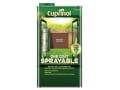 One Coat Sprayable Fence Treatment Harvest Brown 5 litre