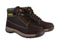 Apprentice Hiker Brown Nubuck Boots UK 12 Euro 46