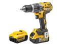 DCD796P2 XR Brushless Combi Drill 18V 2 x 5.0Ah Li-Ion