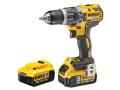DCD796PM XR Brushless Hammer Drill 18V 1 x 4.0Ah & 1 x 5.0Ah Li-ion