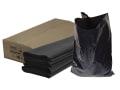 Heavy-Duty Black Refuse Sacks (Pack 100)
