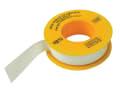P.T.F.E Gas Tape 12mm x 5m White (Pack 10)