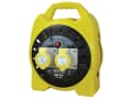 Enclosed Cable Reel 15m 16 amp 1.5mm Cable 110V