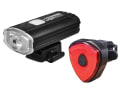 Elite Rechargeable LED Bike Light Set