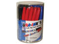 DURA-INK® 15 Fine Tip Marker Mixed Colours (Tub of 48)