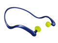 WaveBand® 1K Banded Earplugs SNR 27 dB
