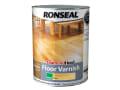 Diamond Hard Floor Varnish Matt 5 litre