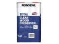 Trade Total Wood Preserver Clear 5 litre
