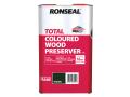 Trade Total Wood Preserver Green 5 litre