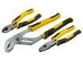 ControlGrip™ Pliers Set, 3 Piece