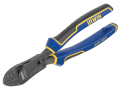 Max Leverage Diagonal Cutting Plier with PowerSlot 200mm (8in)