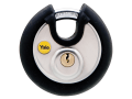 Y130 70mm Stainless Steel Disc Padlock