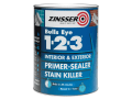 123 Bulls Eye Primer & Sealer Paint 1 litre