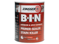 B.I.N Primer & Sealer Stain Killer Paint 1 litre