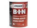 B.I.N Primer & Sealer Stain Killer Paint 2.5 litre