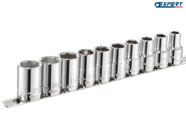 Wera WER004090 8006 SC 1 Zyklop Hybrid Metric Socket Set of 13 Metric 1//2in Driv
