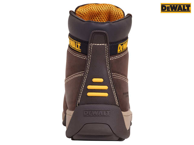 Personal Protective Equipment (ppe) Facility Maintenance & Safety Dewalt Apprentice Hiker Wheat Nubuck Boots Uk 9 Euro 43 Dewapprent9