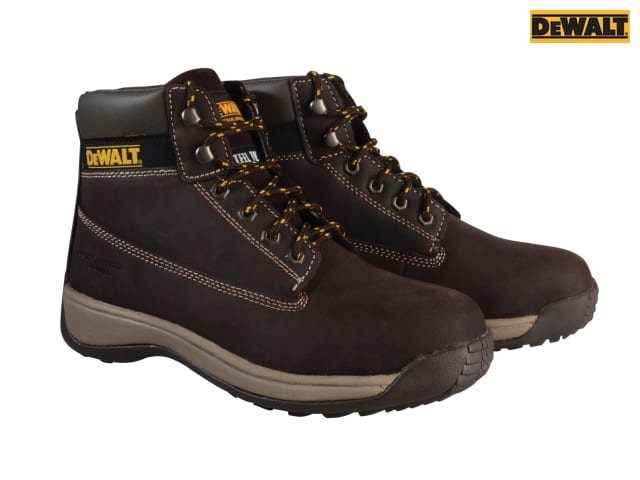 Dewalt Apprentice Hiker Wheat Nubuck Boots Uk 9 Euro 43 Dewapprent9 Business & Industrial