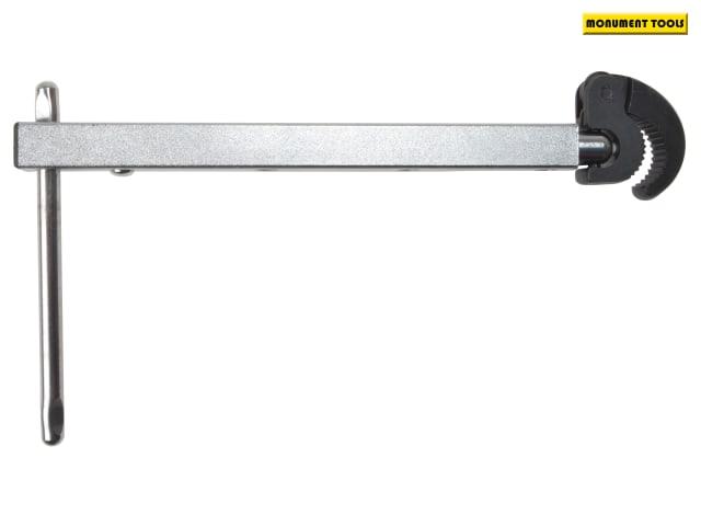 MON3240 Plumbing Tools 3240U Mono Tap Back Nut Spanner Set of 3 /& T-bar