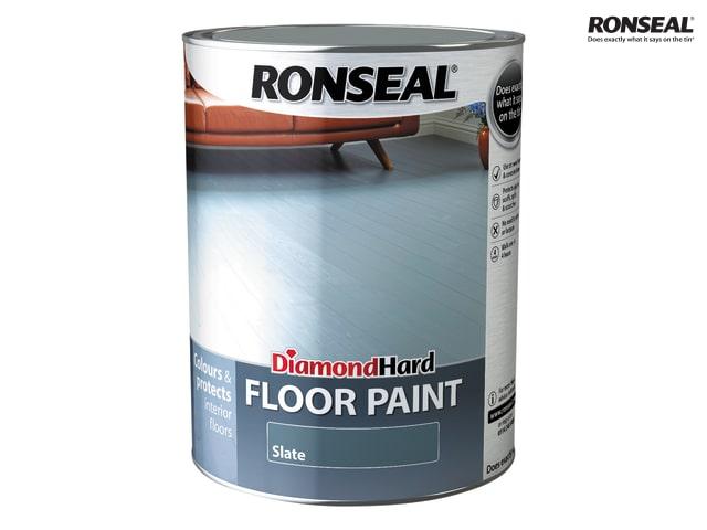 Www Toolbank Com Diamond Hard Floor Paint Slate 5 Litre