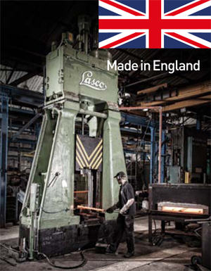 Footprint - Made in England