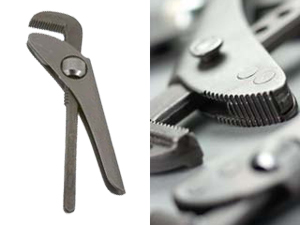Footprint The World Famous Footprint Pipe Wrench