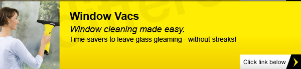 Karcher Window Vacs