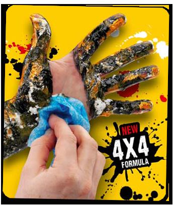 4x4 range
