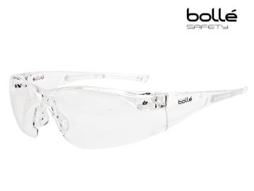 Smoke Bolle BOLRUSHPSF Rush Safety Glasses