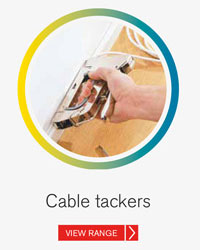 Rapid Cable tackers