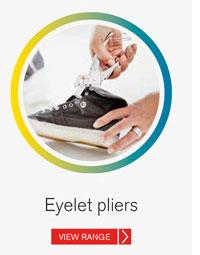 Rapid Eyelet pliers