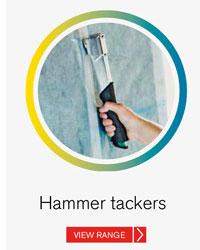 Rapid Hammer tackers