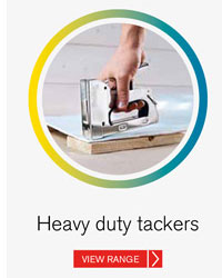 Rapid Heavy-duty tackers