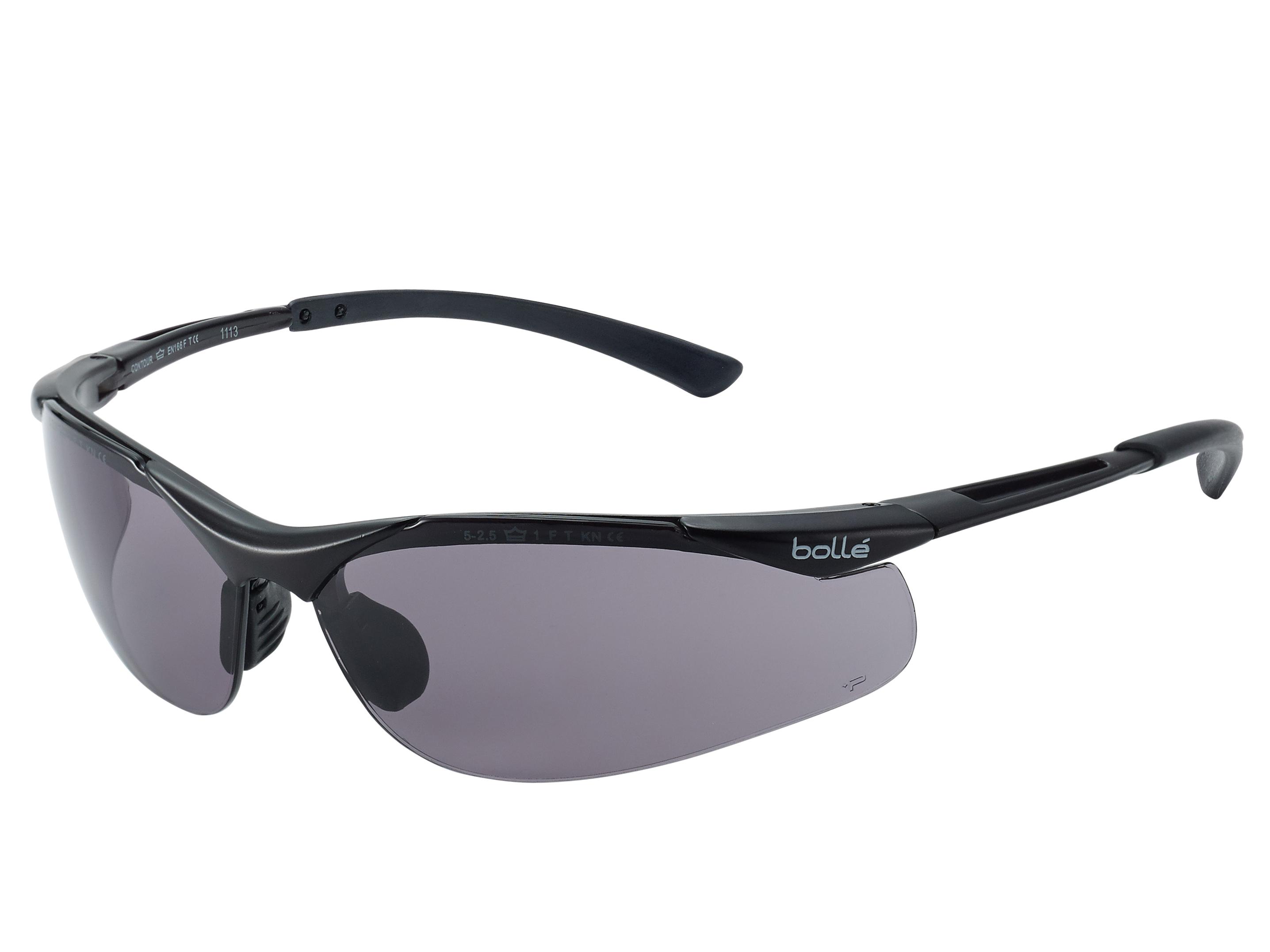 Bolle Contour Seguridad Gafas De Seguridad-Humo bolcontpsf