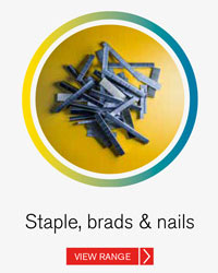 Rapid Staples, brads & nails