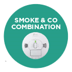 smoke & carbon monoxide combination