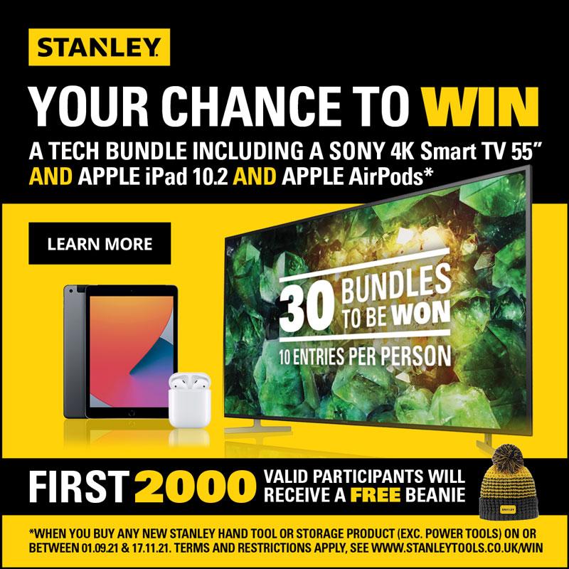 Stanley Q4 Promo